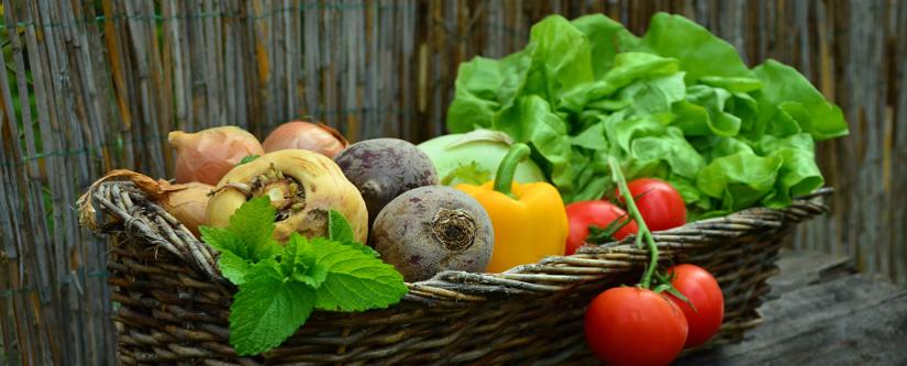 frutas y verduras en la alimentacion atlantica