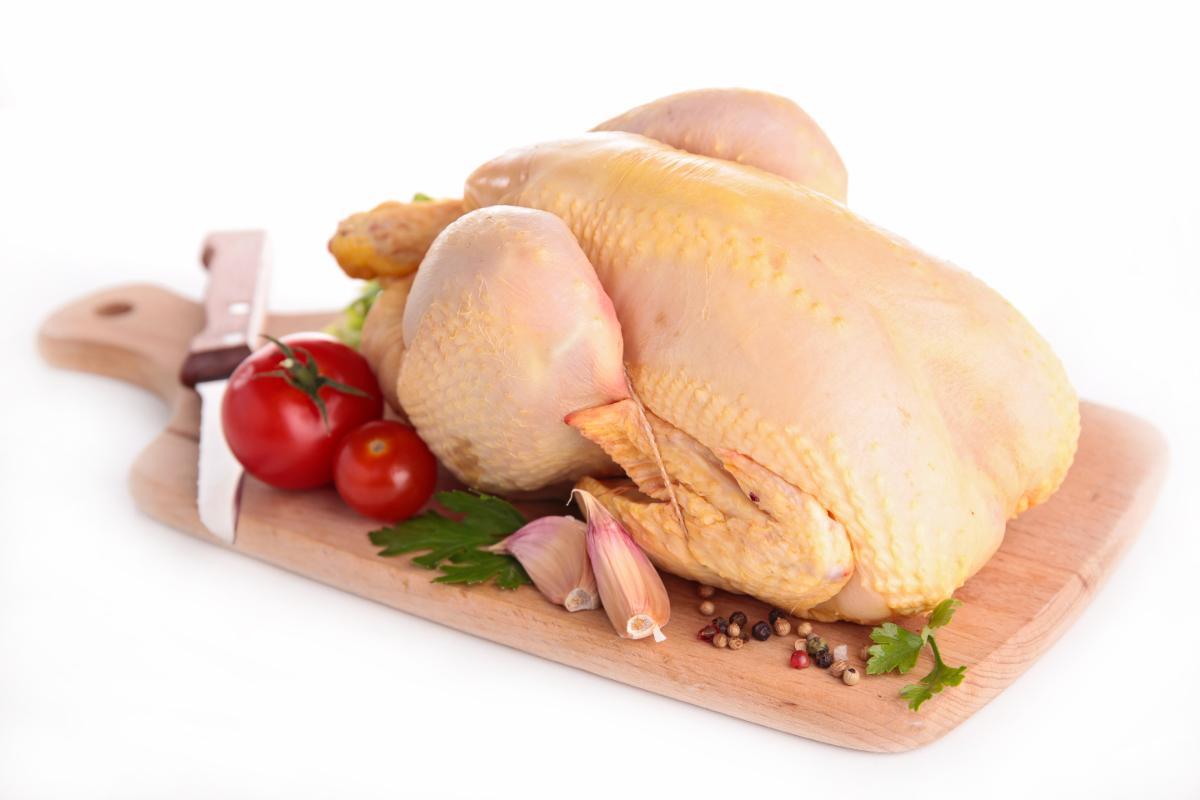 como preparar pollo - trucos de cocina
